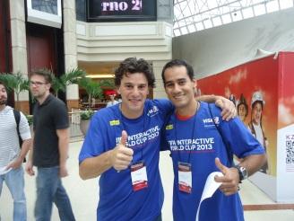 Alexandre Silvestre, repórter da TV Gazeta - Esportancia