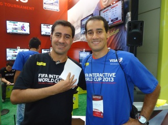 Marcos Lopes, gerente de mesa - Esportancia