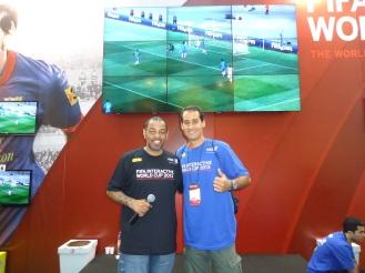Thaíde, DJ e anfitrião do FIWC2013 - Esportancia
